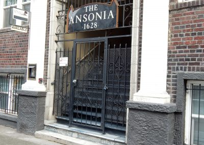 Ansonia entry